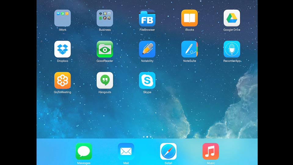 : iPad for Business
