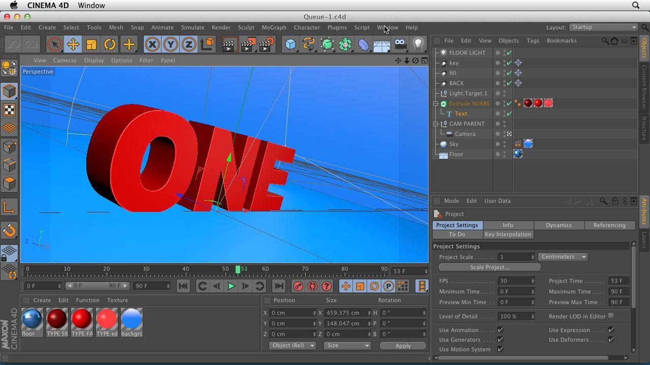 Welcome: CINEMA 4D Essentials 5: Rendering and Compositing