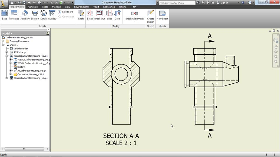Perfect Learning Autodesk Inventor