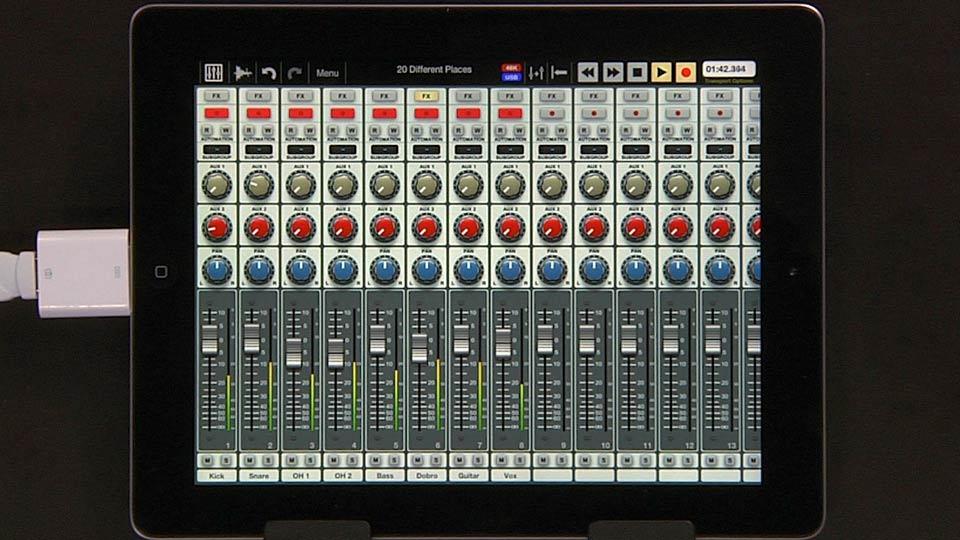 Welcome: iPad Music Production: Auria