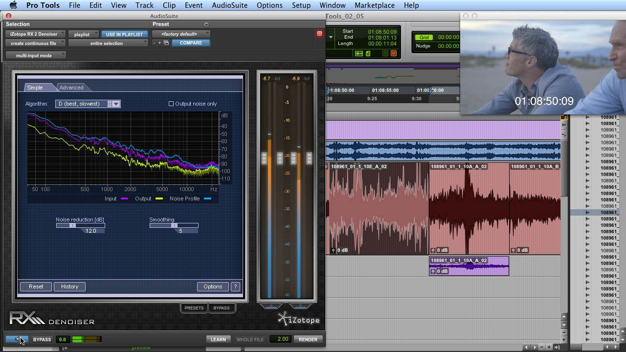 Welcome: Mixing a Short Film with Pro Tools