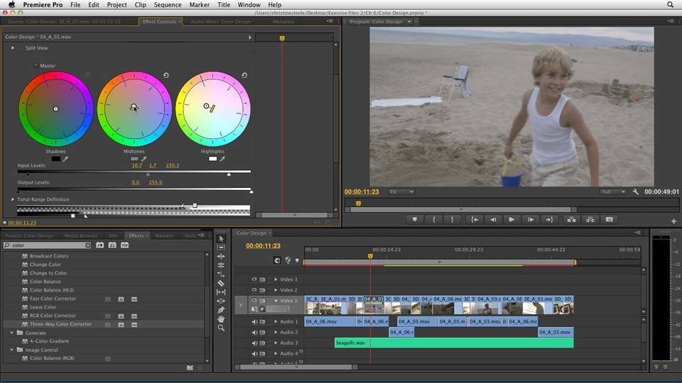 Welcome: Narrative Scene Editing with Premiere Pro