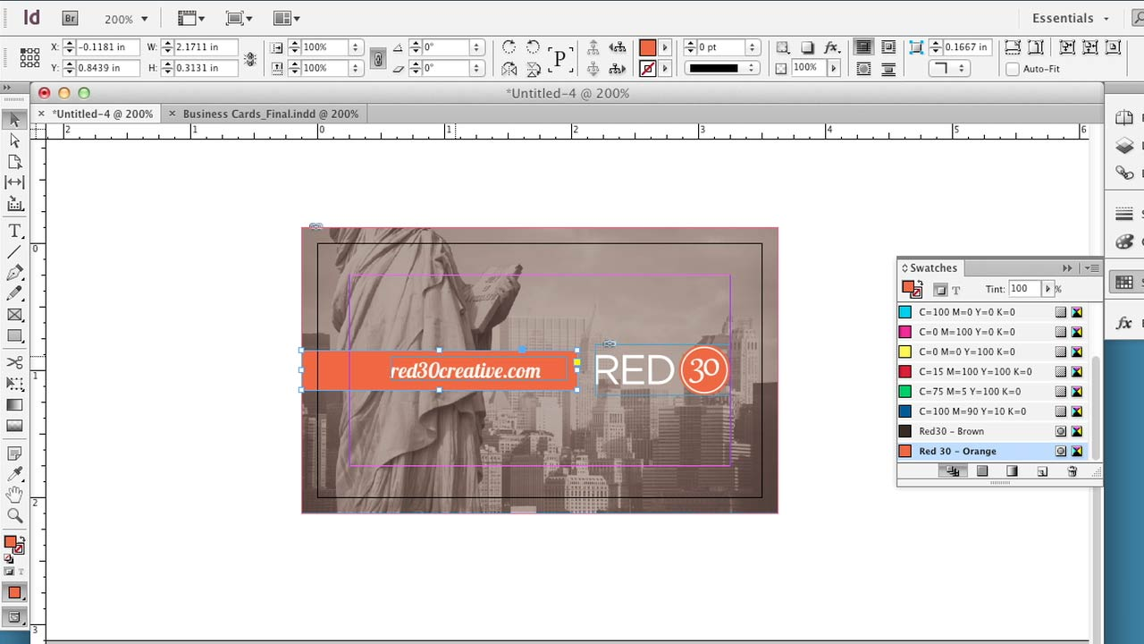 Welcome: Developing Brand Identity Collateral
