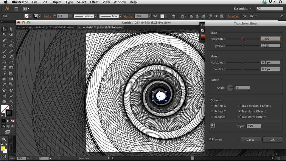 Creating an animated GIF in Photoshop: Photoshop for Designers: Working with Illustrator