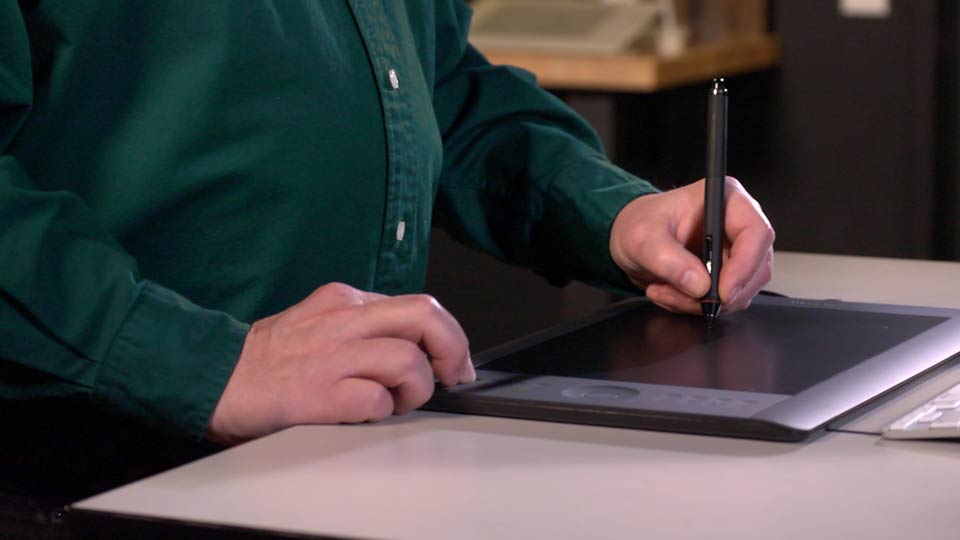 : Wacom Essential Training