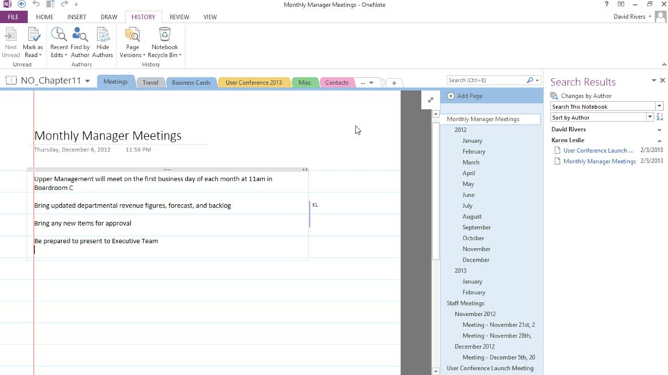 Welcome: OneNote 2013 Essential Training