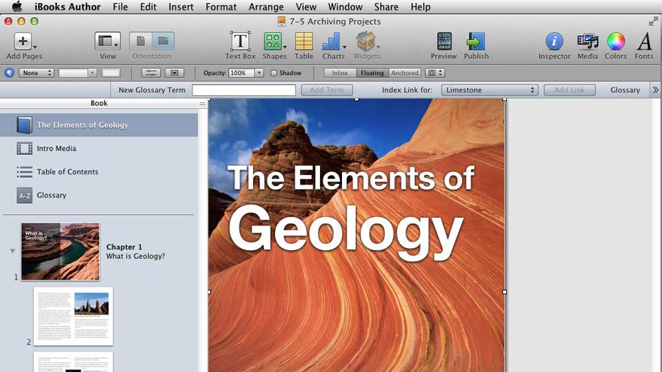 iBooks Author for Teachers: The Basics