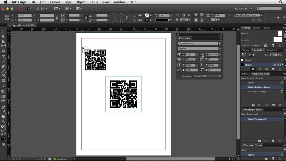 Welcome: InDesign: 2013 Creative Cloud Updates