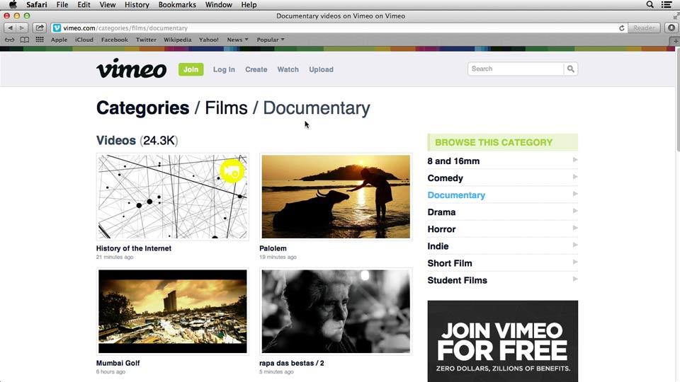 : Vimeo Essential Training
