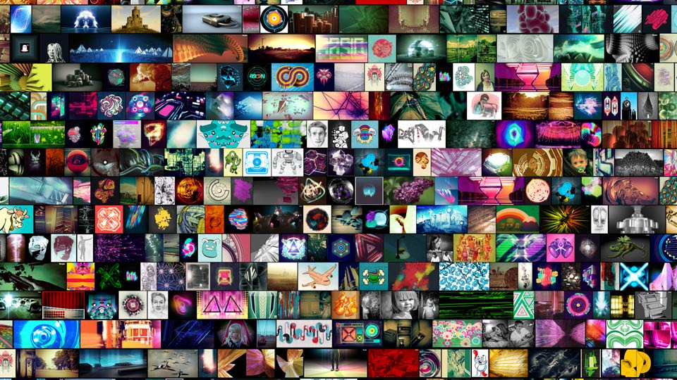 The Creative Spark: Beeple, Everyday Artist - Preview: The Creative Spark: Beeple, Everyday Artist