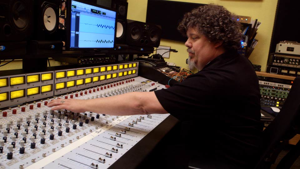 Welcome: Music Production Secrets: Larry Crane on Mixing