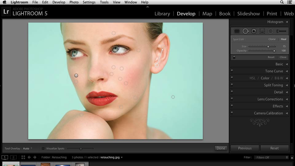 Welcome: Lightroom 5 New Features