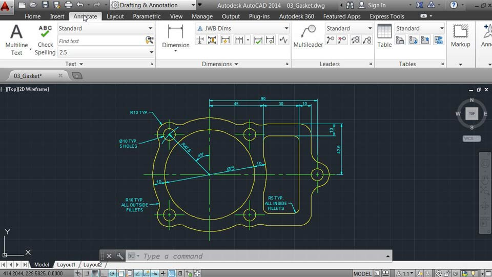 free autocad 2014 software