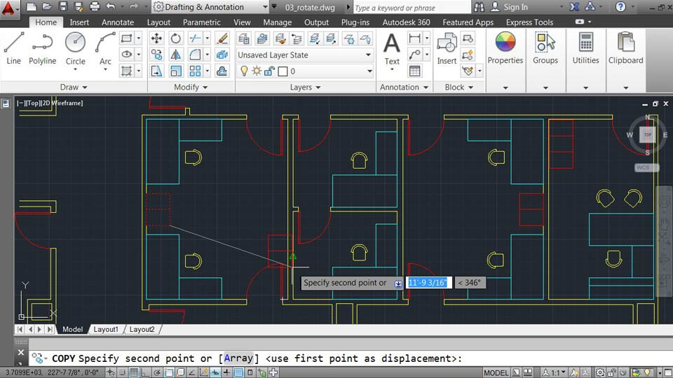 Welcome: AutoCAD 2014 Essentials: 02 Drawing Fundamentals