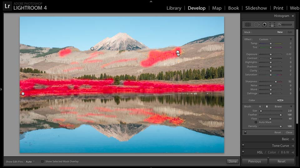 Welcome: Enhancing a Landscape Photo with Lightroom