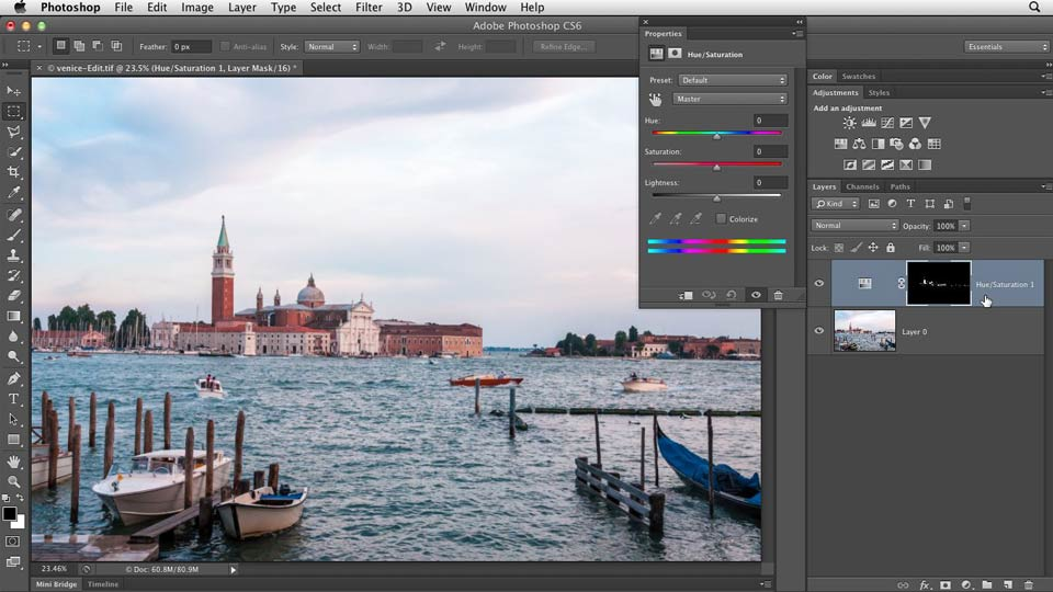 Welcome: Enhancing a Travel Photo with Photoshop and Lightroom