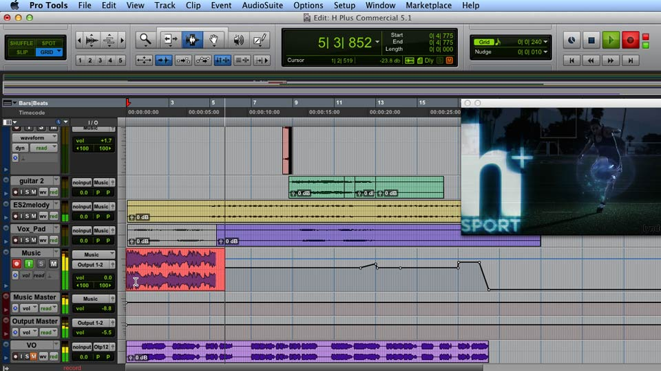 Welcome: Producing Music for Advertisements