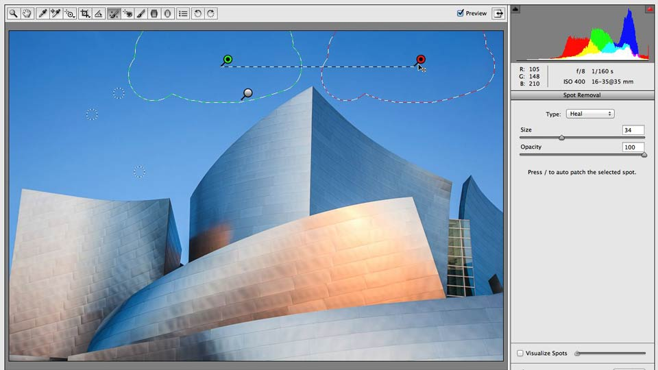 Welcome: Photoshop CC for Photographers: Camera Raw 8 Intermediate