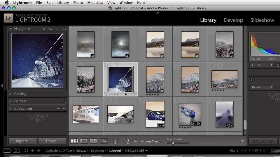 Welcome: Getting Started with Lightroom 2