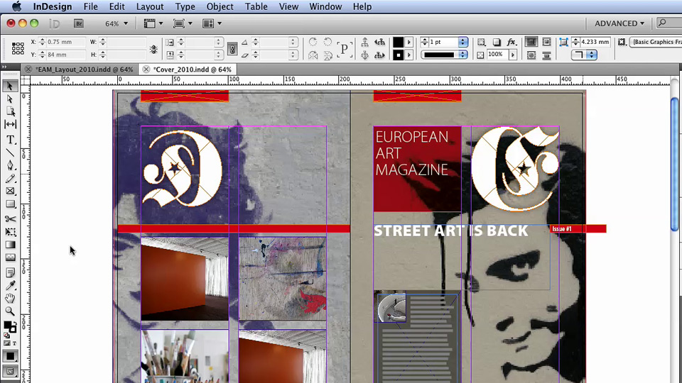 : InDesign CS5 New Features Overview