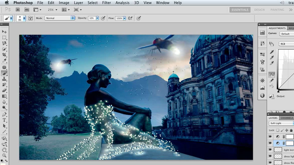 Welcome: Photoshop Artist in Action: Uli Staiger's Atlantis