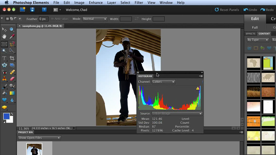 Welcome: Up and Running with Photoshop Elements 9