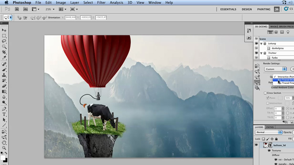 Welcome: Photoshop Artist in Action: Uli Staiger's Powered by Nature