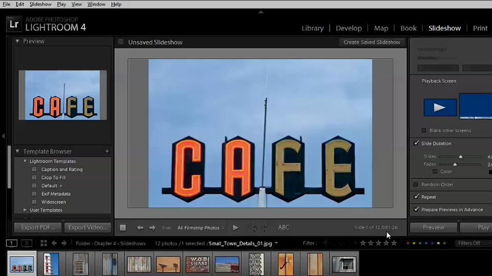 Welcome: Lightroom 4 Image Sharing Workshop