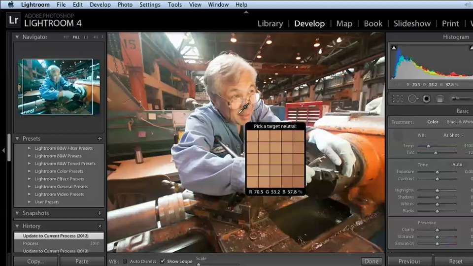 Welcome: Lightroom 4 New Features Overview