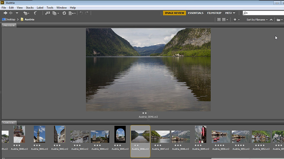 Welcome: Bridge CS6 for Photographers