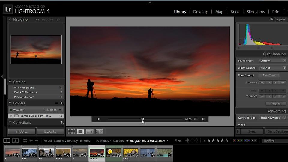 Welcome: Lightroom 4 Video Workshop
