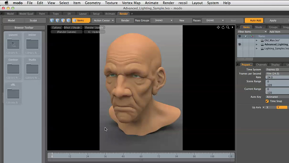 : Getting Started with MODO 601