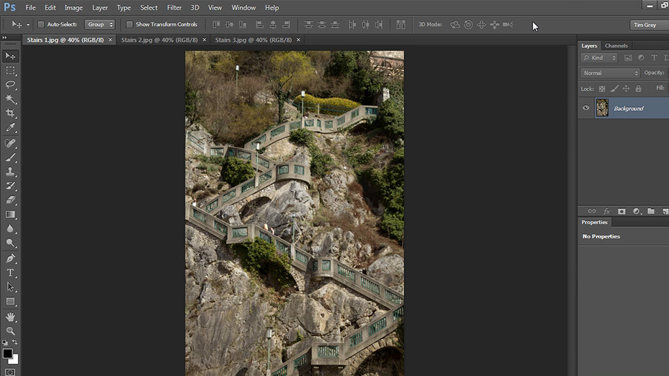 Welcome: Creating Composites in Photoshop
