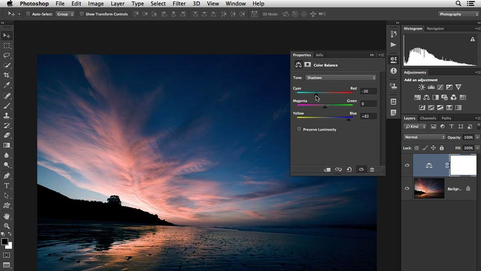 : Photoshop CC for Photographers: Intermediate