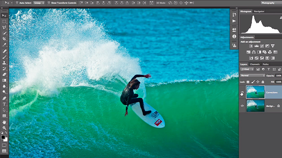 Welcome: Photoshop CC for Photographers: Fundamentals