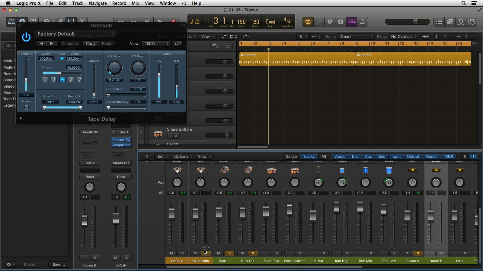 : New Ways to Create Music with Logic Pro X