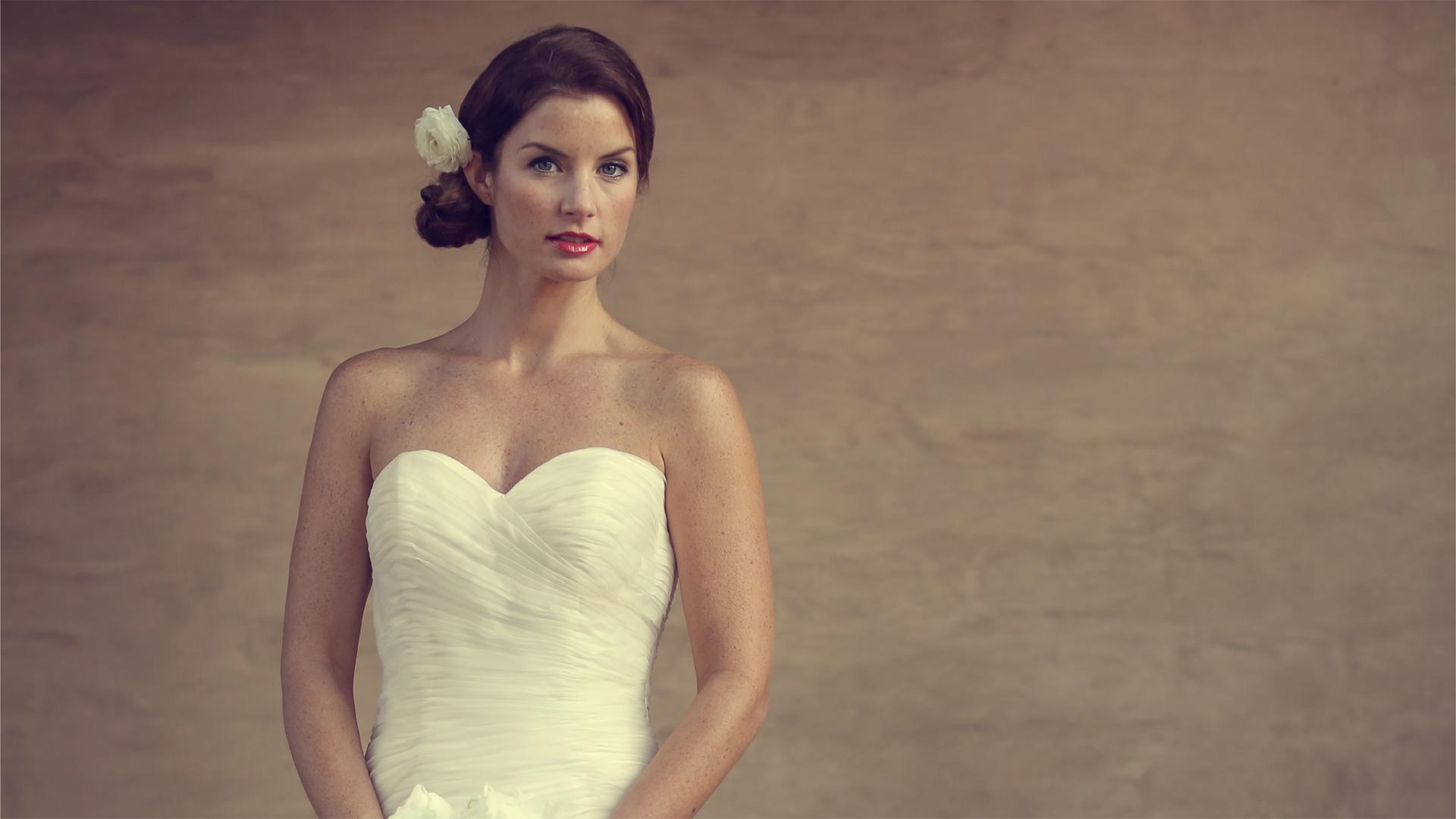 Retouching Bridal Portraits with Photoshop