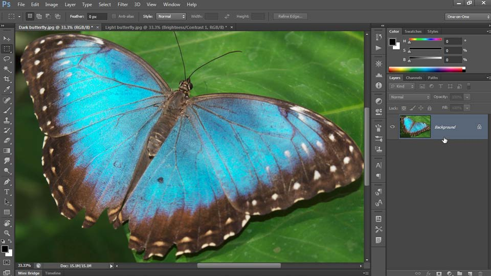 Welcome to One-on-One: Photoshop CC 2013 One-on-One: Fundamentals