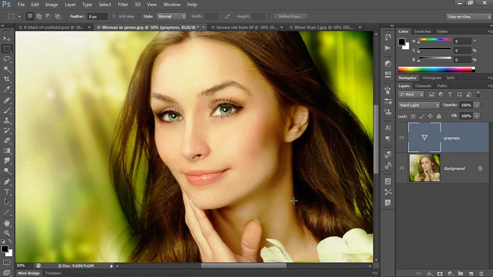 : Photoshop CC 2013 One-on-One: Advanced