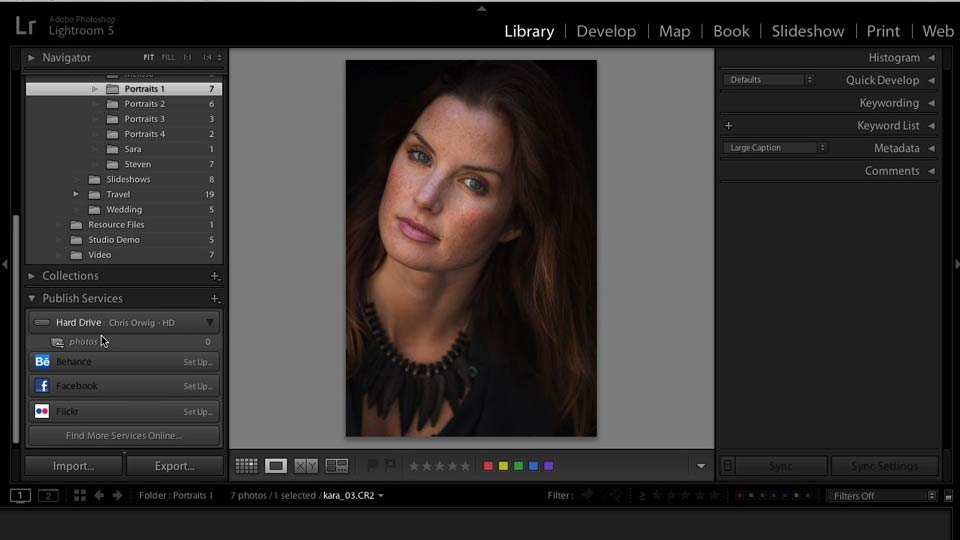 Welcome: Lightroom 5 Essentials: 02 Managing Images with the Library Module