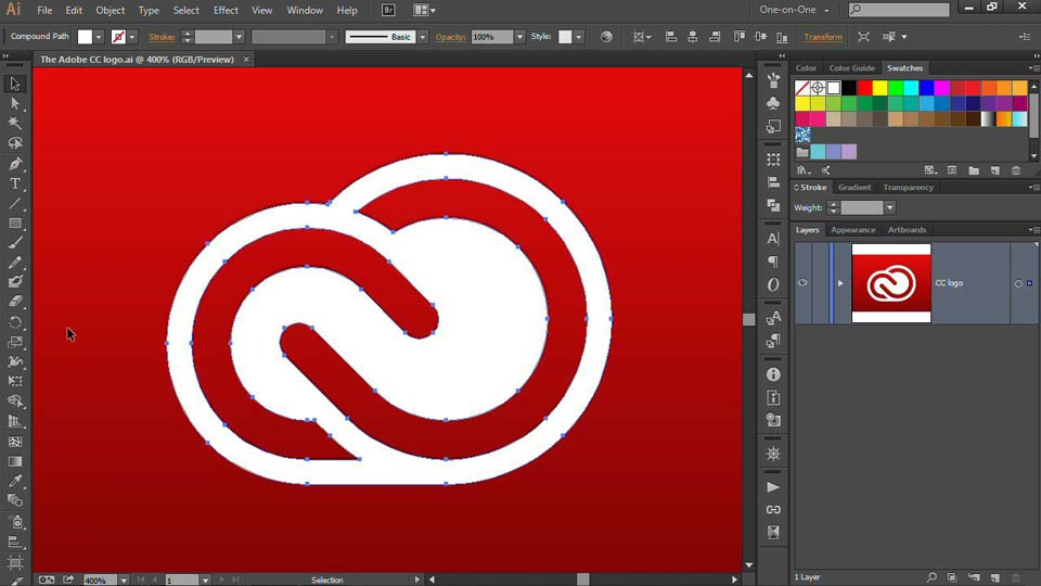 : Illustrator CC 2013 One-on-One: Mastery