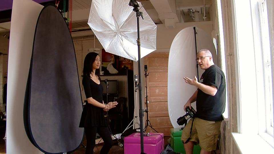 Setting the stage: Lighting with Flash: Basics