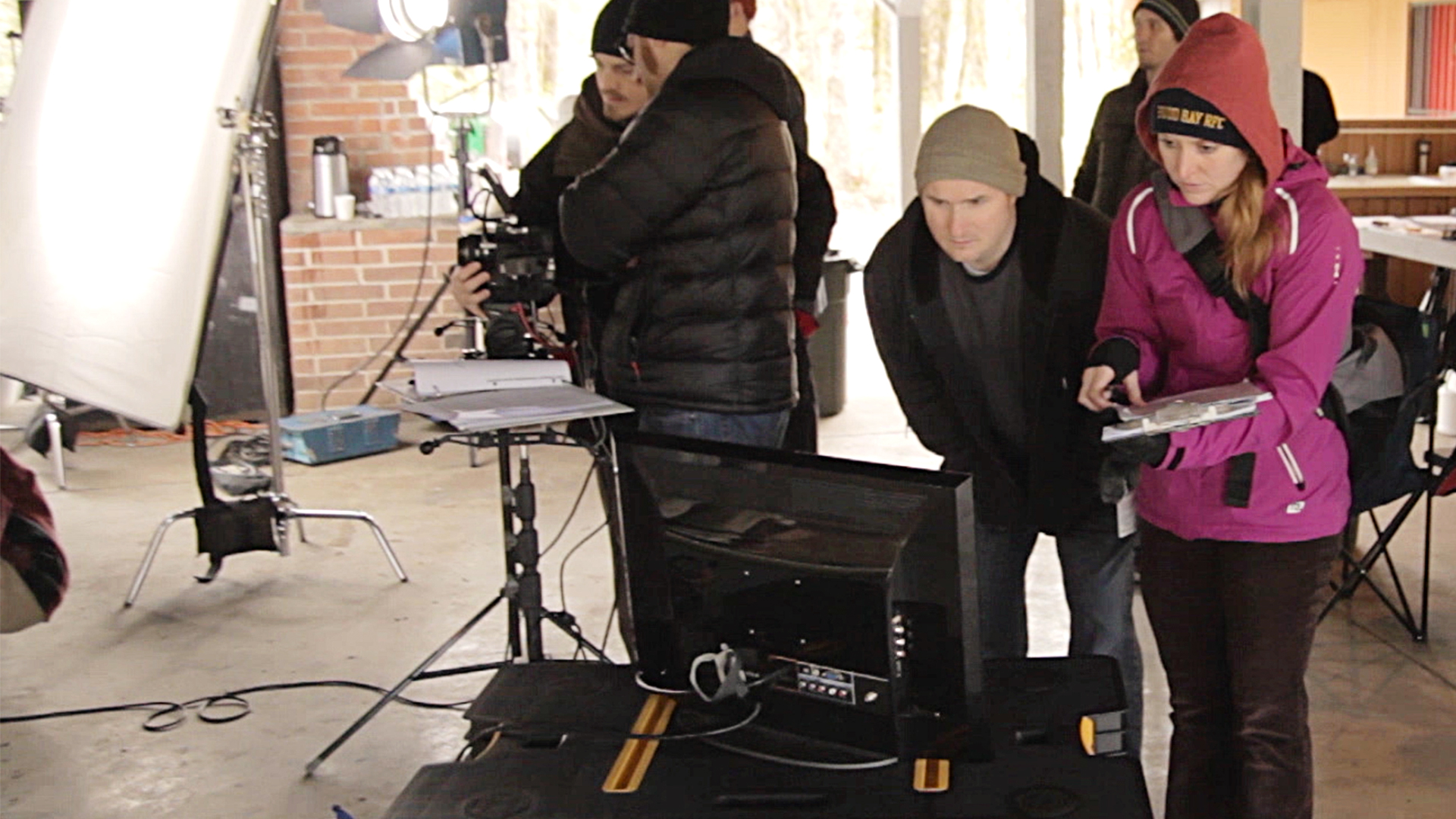 About this training series: Creating a Short Film: 06 Working on Set