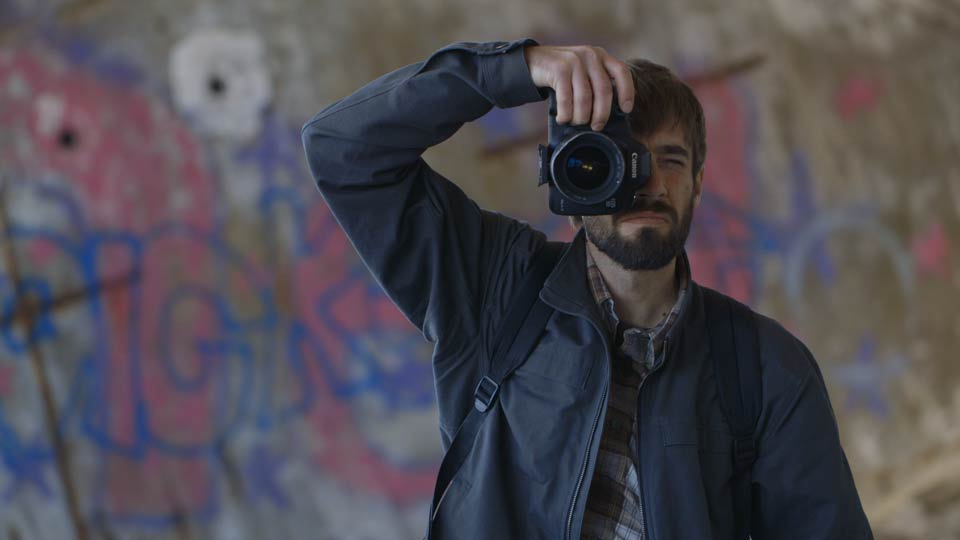 The Creative Spark: Brian Kaufman, Visual Journalist - Preview: The Creative Spark: Brian Kaufman, Visual Journalist