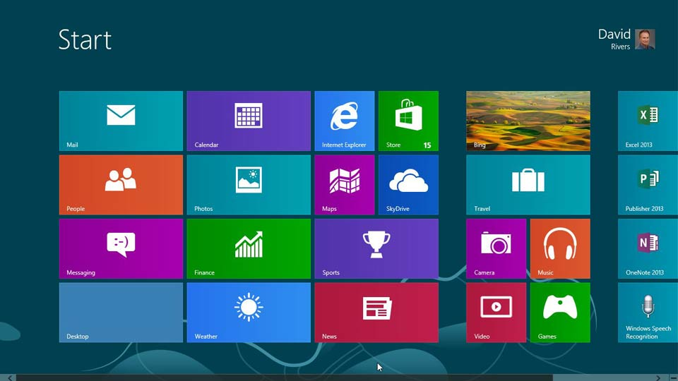 Welcome: Windows 8 Tips and Tricks