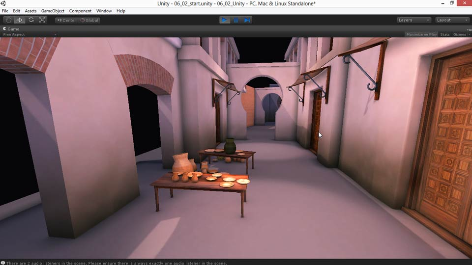 : Materials and Lighting in Unity
