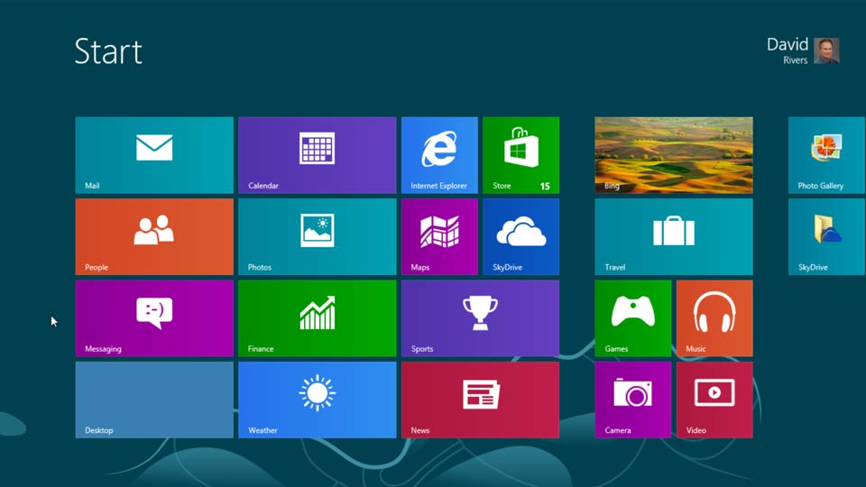 Welcome: Migrating from Windows 7 to Windows 8