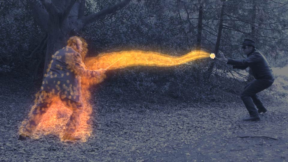 Welcome: VFX Techniques: Creating Particle Effects