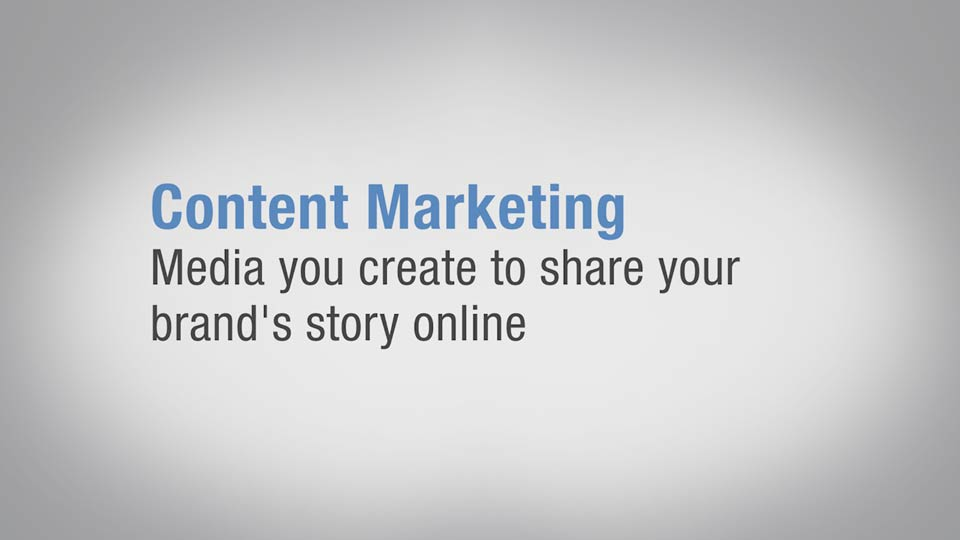 : Introduction to Content Marketing