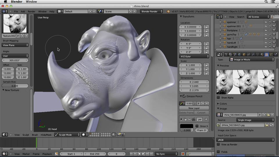 Character Modeling In Blender : Character modeling in blender